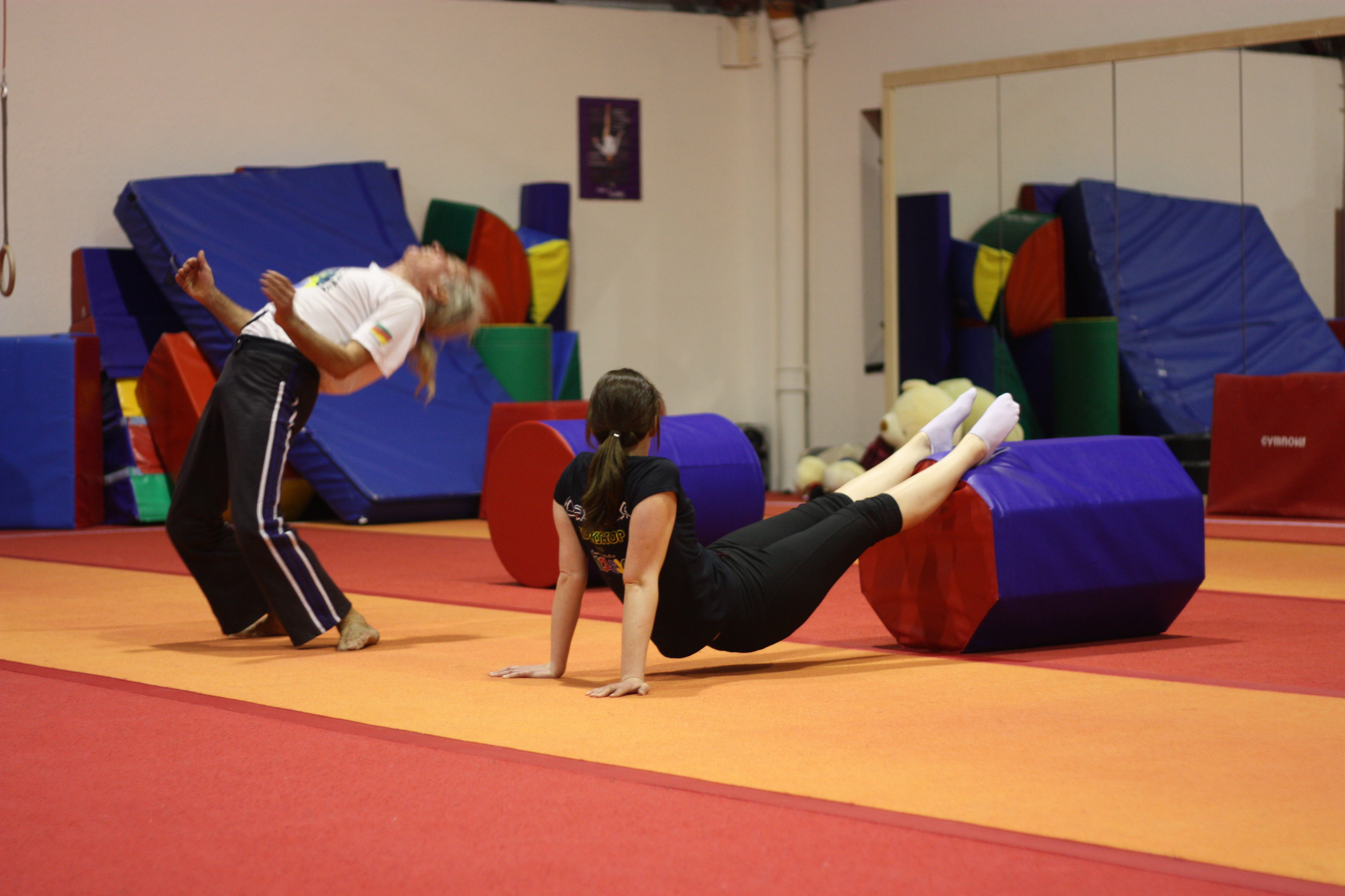 Adult Gymnastics is our newest addition to the recreational stream at ...
