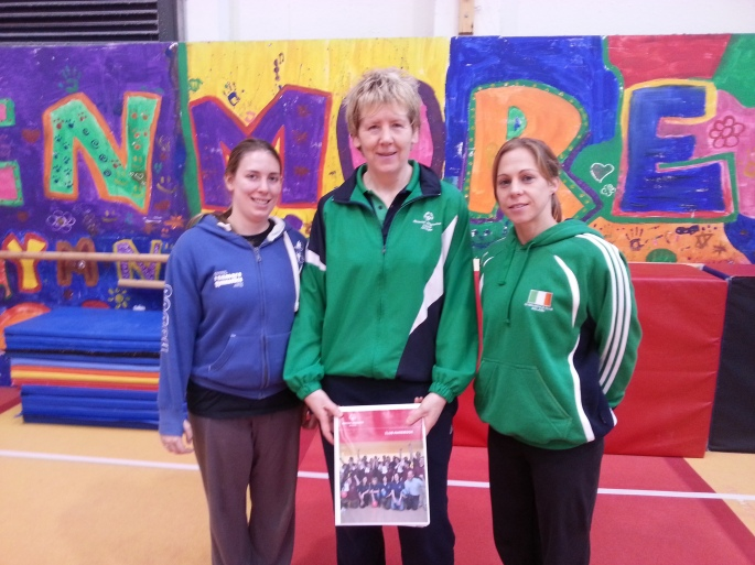Renmore Gymnastics collaborating with Special Olympics ireland