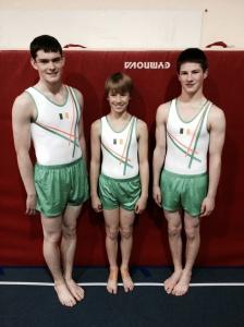 Darragh,Hugo and Dean