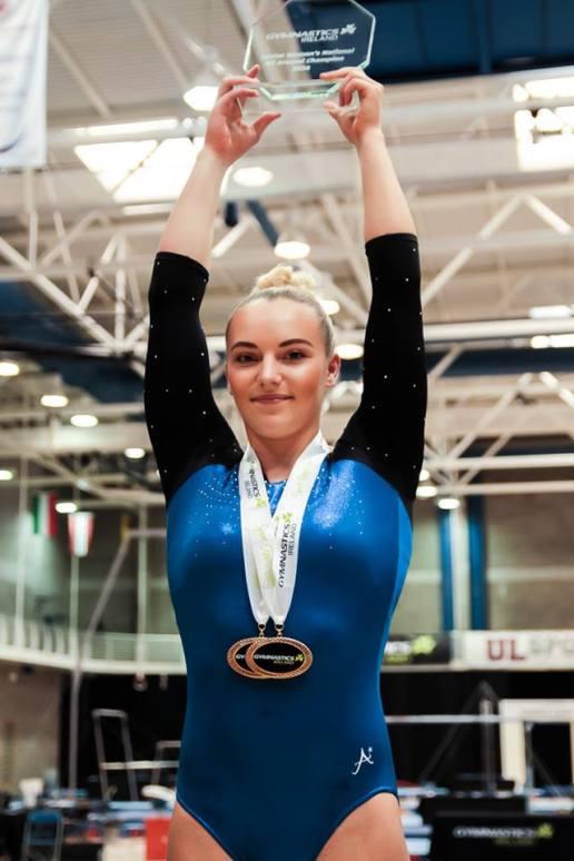 Ellis O'Reilly National Senior Champion